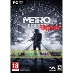 METRO EXODUS CD DVD GAME PC GAMING PC GAMING LAPTOP GAMES