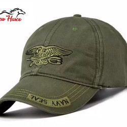 TOPI IMPORT US NAVY SEAL BAHAN COTTON