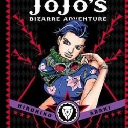 JoJo's Bizarre Adventure Part 2 Battle Tendency Vol 2 HC - Manga Comic