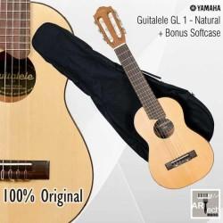 Mini Gitar GL1 Natural / GL-1 / Guitalele / Guitar Original Yamaha