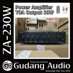 Amplifier Toa 30 watt