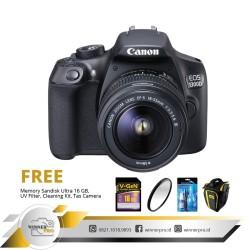 kamera CANON 1300D lensa 18-55MM III