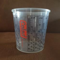 Gelas Takar Cat Mixing Cup Colad 600 ml