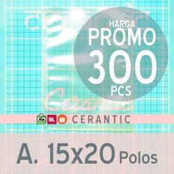 Plastik Vakum 15x20 / Plastic Vacuum Bag