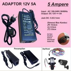 Adaptor 5A 12V