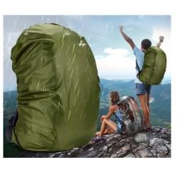 COVER BAG - RAIN COAT - WATERPROOF TAS - Raincoat Cover Bag Backpack