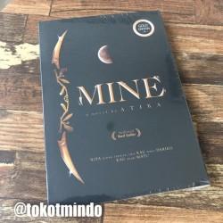 Novel MINE (Atika) Gold Edition