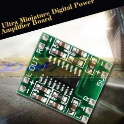 Kit - Potensio PAM8403 5V Stereo 2 Ch. 3W Mini Digital HiFi Amplifier
