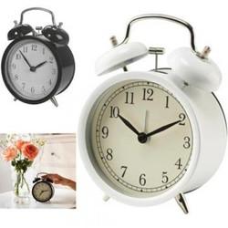 Jam Weker / Jam Meja Beker / Jam Meja Alarm - Merah