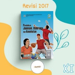Buku Penjaskes PJOK SMA Kelas 11 Revisi 2017
