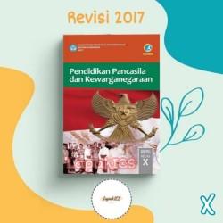 Buku PPKN PKN SMA Kelas 10 Revisi 2017 2018