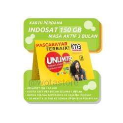 Quota internet indosat 150 gb im3 indosat ooredoo murah