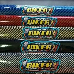 Kulit Jok Biker Karbon Sarung Jok Karbon Biker