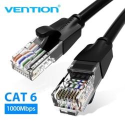 Vention [IBA 3M] Kabel Lan RJ45 Cat6 Cat.6 Flat Gigabit UTP