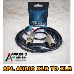 Kabel XLR to XLR SPL AUDIO Original 3 meter