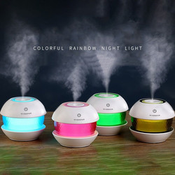 BAYAR DITEMPAT Magic Diamond Light Air Humidifier + Night Lamp