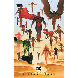 Kingdom Come TP with extra pages