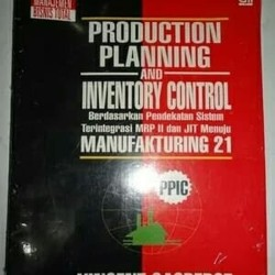 Buku Production Planning and Inventory Control - Vincent Gaspersz