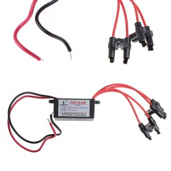 Generator Ionizer Negatif 220V AC DIY