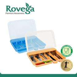 Rovega Tempat Sendok Premium Cutlery Set HCT-1000 (Food Grade)