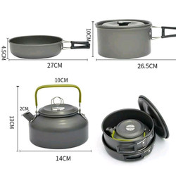 Cooking Set Plus Teko DS308
