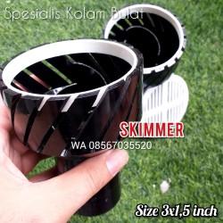 Skimmer Kolam Koi Size 3x1.5 inch