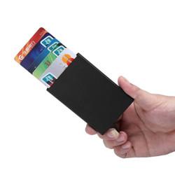 DOMPET PINTAR (SMART WALLET) Credit Card Holder Metal Case