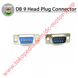 Konektor DB9 DB 9 Male / Female Socket Adapter RS232 Serial Port