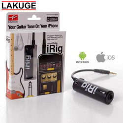 iRig AmpliTube Guitar Interface Adapter for Android & iOS ORIGINAL