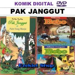 Komik Digital PAK JANGGUT Komplit Bhs Indonesia (ebook)