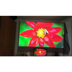 "Layar Reflective Screen Projector Import Quality 120"" Inch"