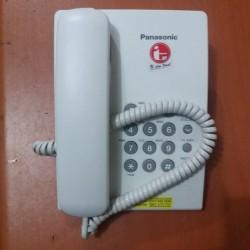 Telepon Panasonic KX-TS505 Buat Rumah Dan kantor. Panasonic KX-T505