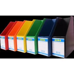 Boxfile Folio Jumbo Plastik Biru Gema