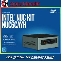 Intel NUC 6CAYH Barebone (No Memory, No HDD)