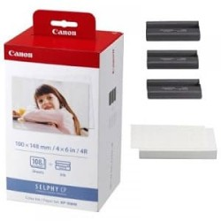 Paper Canon SELPHY KP-108 for Printer CANON CP