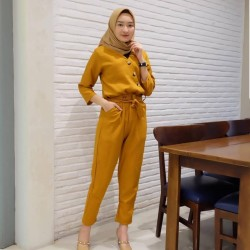 💎 SQUILBY JUMPSUIT | OUTFIT TERMURAH | FASHION MUSLIMAH | PROMO