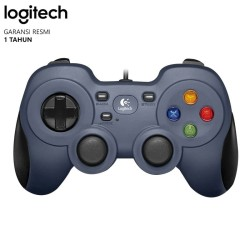 Logitech F310 Stick Game Controler USB PC Joystick Joystik Controller