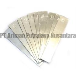 Lempeng-Elektroda Alumunium 8gr