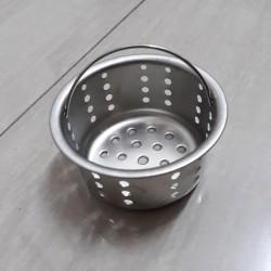 Keranjang STANLIS Saringan Afur Bak cuci piring wastafel kitchen sink