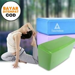 Techdoo Yoga Brick Block Bantal Yoga Import Yoga Foam YYK01