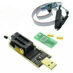 EEPROM Flash/Backup BIOS USB Programmer CH341A 24 25