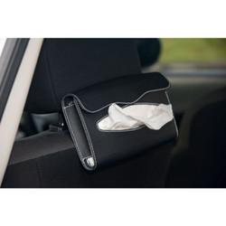 Tempat tissu mobil/Tempat tissue back seat mobil warna hitam