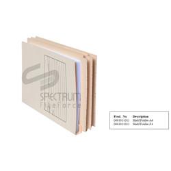 Spectrum Shelf File Folder F4 - dengan Clip