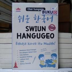 Buku SWIUN HANGUGEO: Bahasa Korea Itu Mudah!
