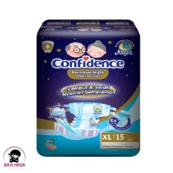 CONFIDENCE Popok Dewasa Anti Bakteri XL15 / XL 15