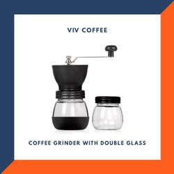 Gilingan Kopi Manual - Manual Coffee Grinder