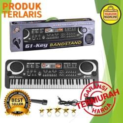 piano anak - Digital Electronic Keyboard 61 Keys - MQ-6106