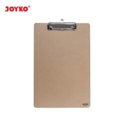 Clipboard / Papan Jalan / Alas Ujian Joyko CLB-64 / F4