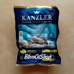 KANZLER BEEF COCKTAIL SAUSAGE 500GR