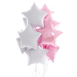 Balon Foil Bintang 40cm